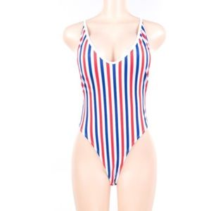 DIVIINE Swim - Backless swimsuit